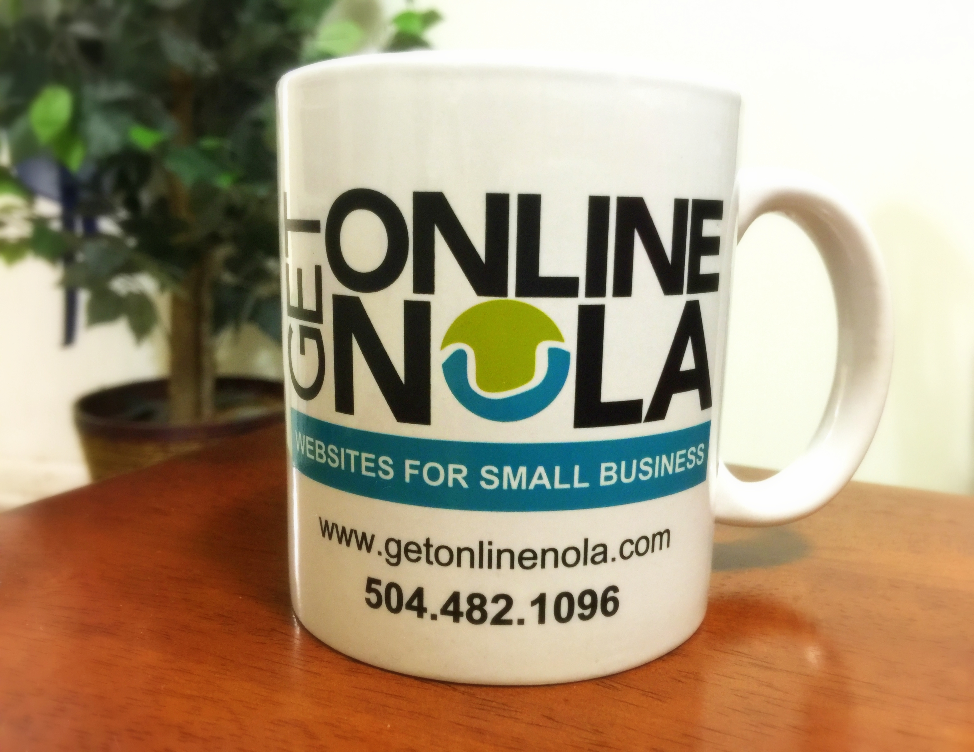 gon mug promotional products